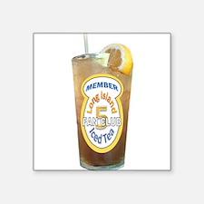 Long Island Iced Tea Fan Club Member Sticker