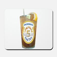 Long Island Iced Tea Fan Club Member Mousepad