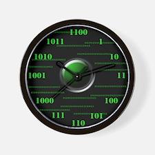 Binary Wall Clock