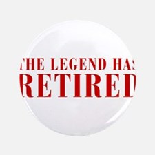 """legend-has-retired-BOD-BROWN 3.5"""" Button (100 pack"""