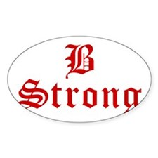 b-strong-old-l-brown Decal