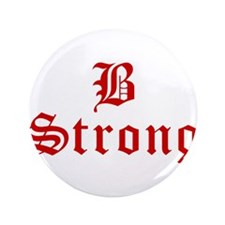 "b-strong-old-l-brown 3.5"" Button"