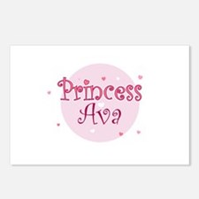 Ava Postcards (Package of 8)