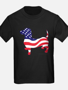 Patriotic Dachshund T