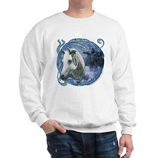 Native American Xmas Horse Sweatshirt