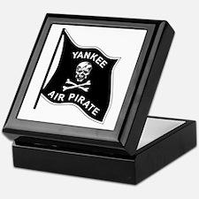 Yankee Air Pirate Keepsake Box