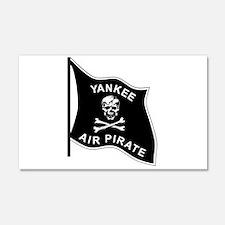 Yankee Air Pirate Wall Decal