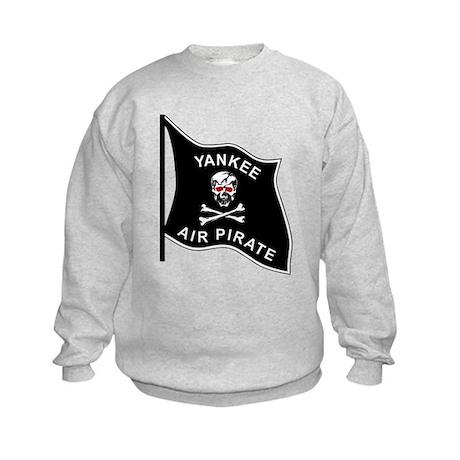 Yankee Air Pirate Kids Sweatshirt
