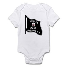 Yankee Air Pirate Infant Bodysuit