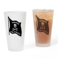 Yankee Air Pirate Drinking Glass