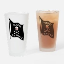 Yankee Air Pirate Drinking Glass