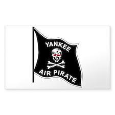Yankee Air Pirate Decal