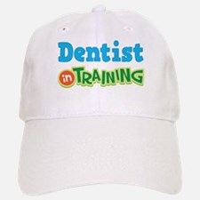 Dentist In Training Baseball Baseball Cap