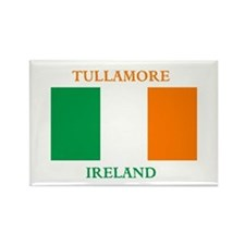 Tullamore Ireland Rectangle Magnet