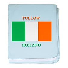 Tullow Ireland baby blanket