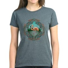 Celtic Flamingo Art Tee
