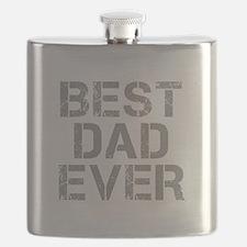 best-dad-ever-CAP-GRAY Flask