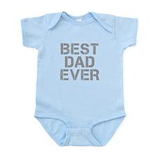 best-dad-ever-CAP-GRAY Body Suit