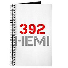 392-hemi-clean-red-gray Journal