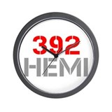 392 hemi Basic Clocks