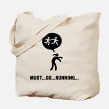 Relay Running Tote Bag