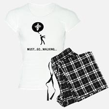 Race Walking Pajamas