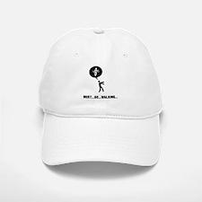 Race Walking Baseball Baseball Cap