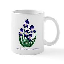 """""""Five Iris Tenors"""" Small Mug"""
