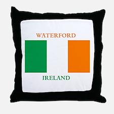Waterford Ireland Throw Pillow