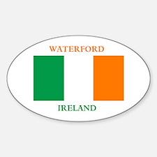 Waterford Ireland Sticker (Oval)