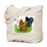 Assorted Cochins Tote Bag