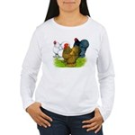 Assorted Cochins Women's Long Sleeve T-Shirt
