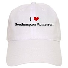 I Love Southampton Montessori Baseball Cap