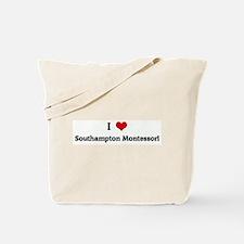 I Love Southampton Montessori Tote Bag
