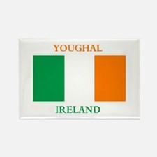 Youghal Ireland Rectangle Magnet