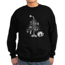 Gothic Christmas Tree Sweatshirt