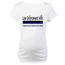 Law Enforcement Wife Shirt