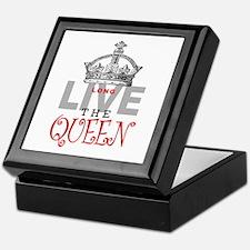 Long Live the QUEEN Keepsake Box