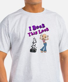 Bald Beautiful Girl T-Shirt