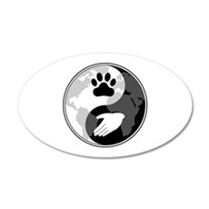 Universal Animal Rights Wall Decal