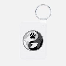 Universal Animal Rights Keychains