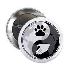 "Universal Animal Rights 2.25"" Button"