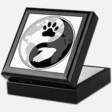 Universal Animal Rights Keepsake Box