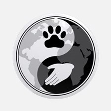 Universal Animal Rights Ornament (Round)