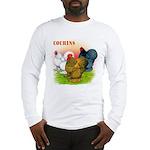 Cochins Trio Long Sleeve T-Shirt