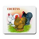 Cochins Trio Mousepad