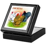 Cochins Trio Keepsake Box