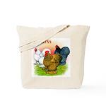 Cochins Trio Tote Bag
