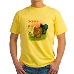 Cochins Trio Yellow T-Shirt