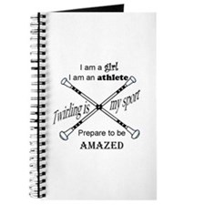 Twirling Athlete Journal